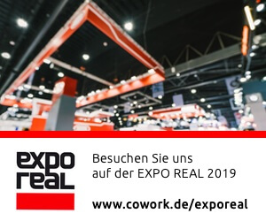 cowork AG auf der Expo Real 2019