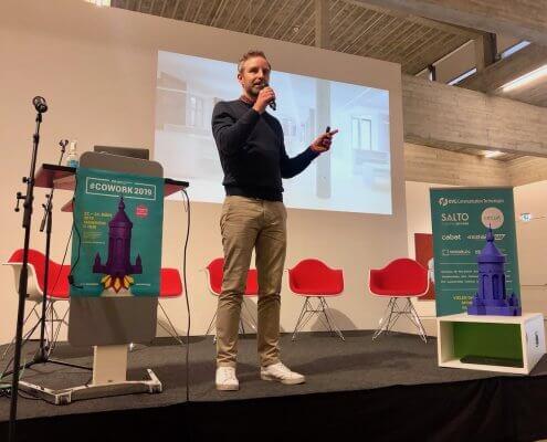 Keynote von Markus Albers