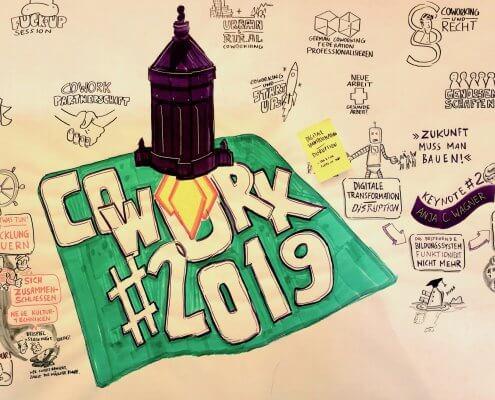 die #COWORK2019 in Bildern