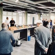 Richtfest am CoworkingCampus in Augsburg