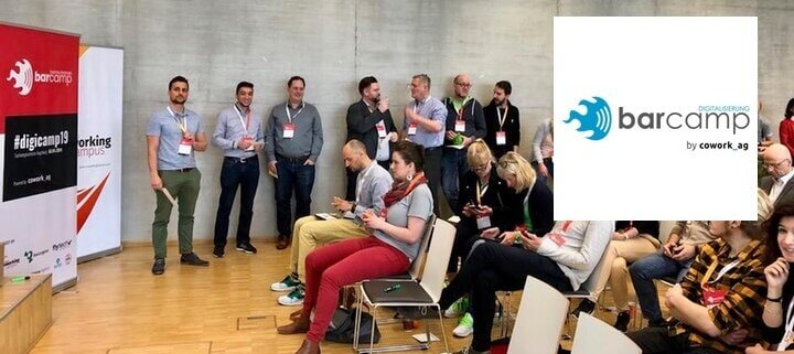 #digicamp19 –Barcamp Digitalisierung
