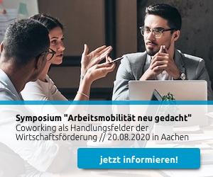 """Symposium """"Arbeitsmobilität neu gedacht"""""""