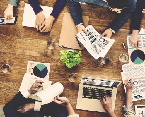 Potenzialanalyse für Coworking Spaces