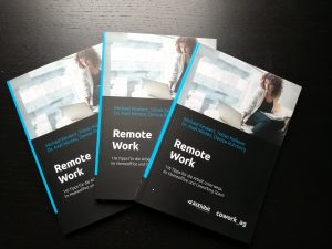 Remote Work Buch
